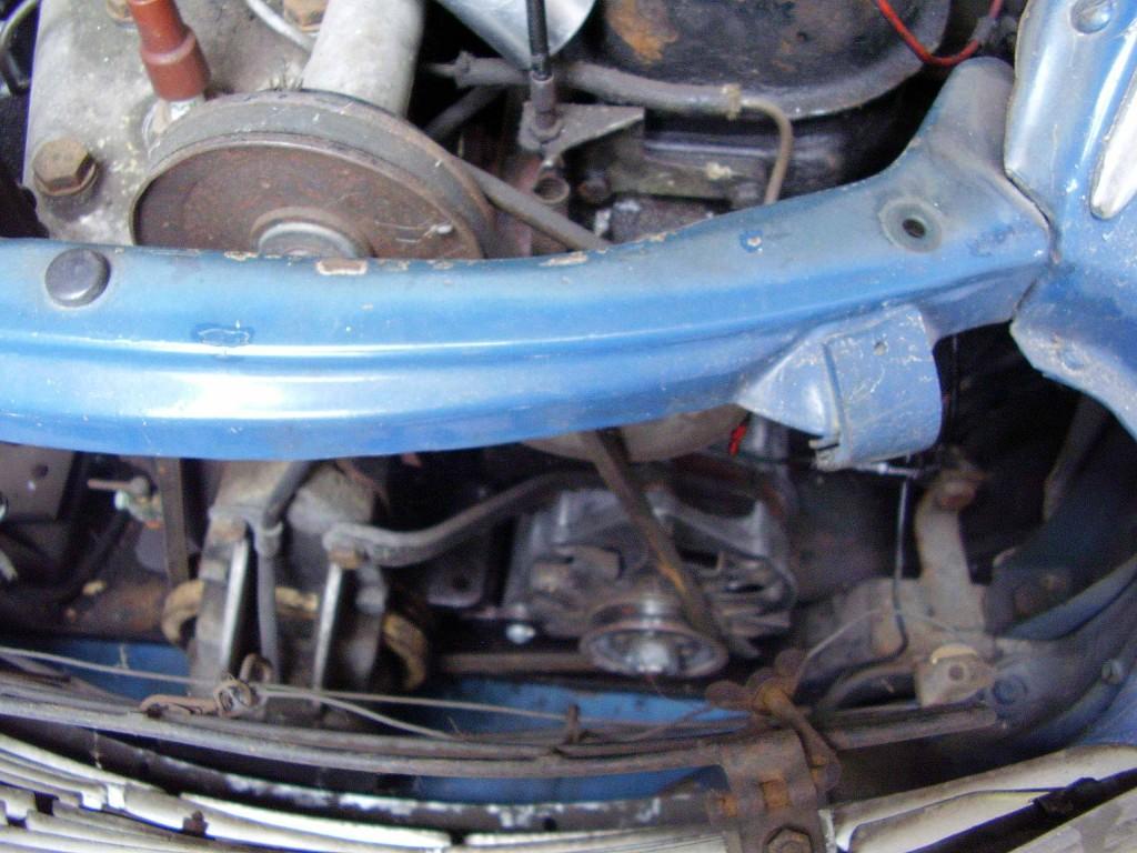 Audi 80 B2 Lichtmaschine